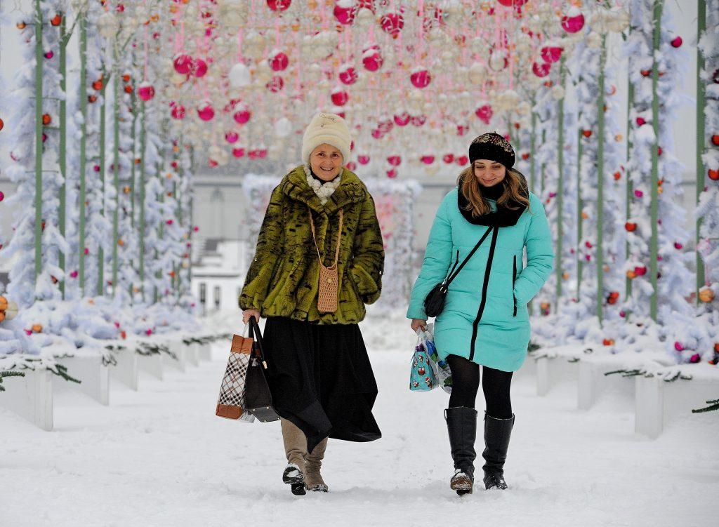 Пятница принесет в Москву уверенный «минус»