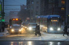 Жителей Москвы предупредили о снегопаде