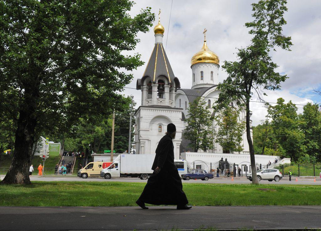 За год Москва получила почти 25 православных храмов