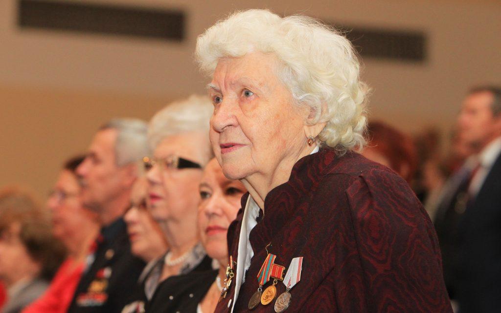 Представители Совета ветеранов Роговского побывали на окружном съезде