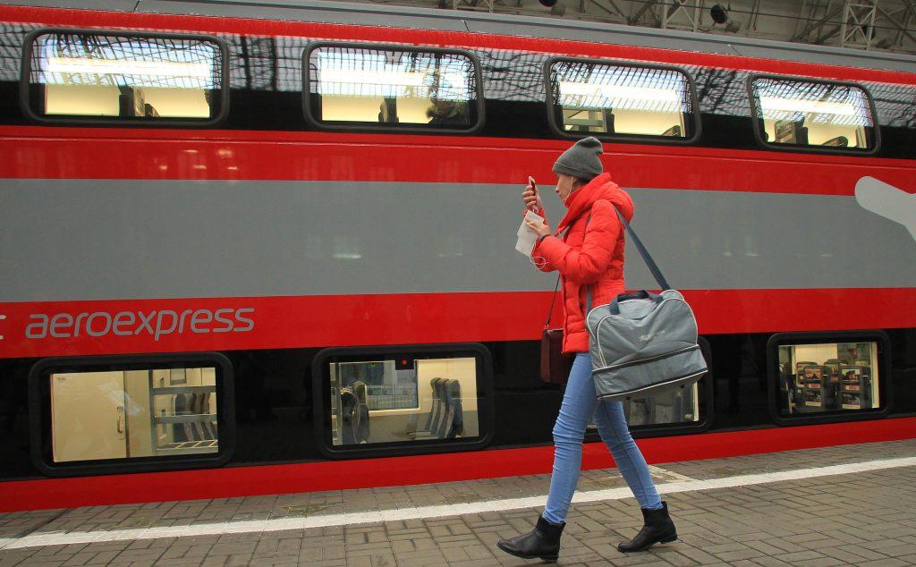 Бесплатные автобусы выйдут на рейсы до Домодедово