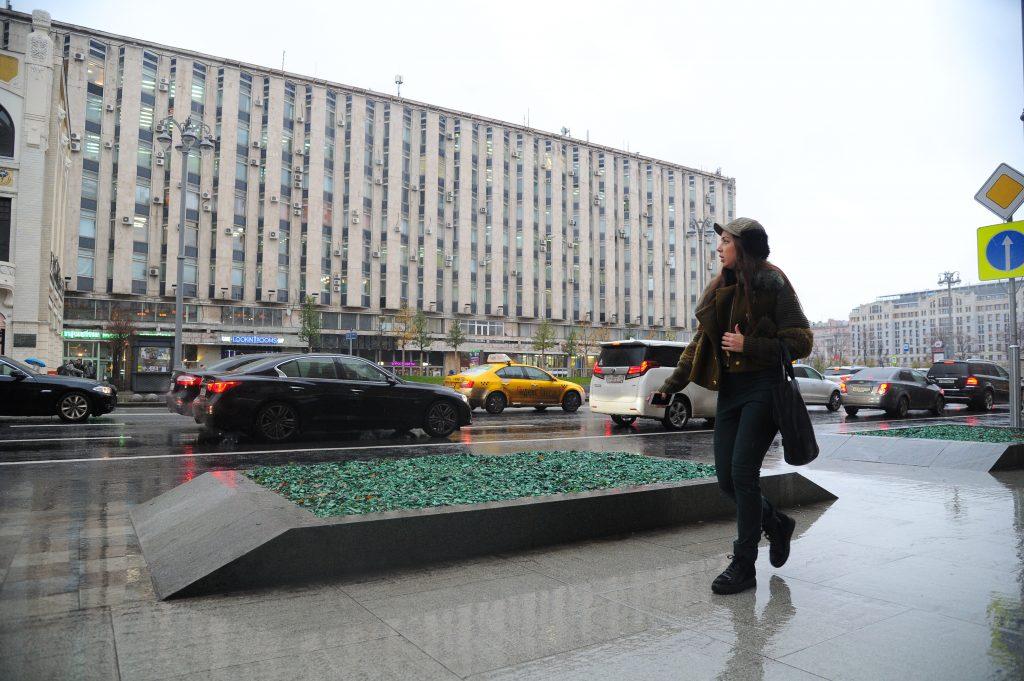 МЧС объявило экстренное предупреждение из-за непогоды в Москве