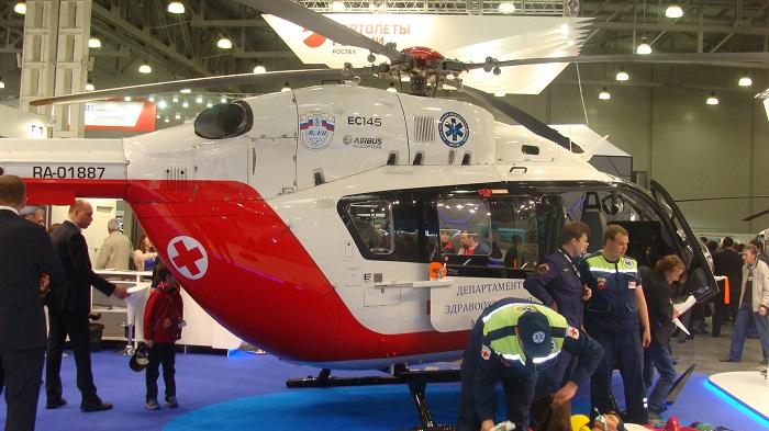 Московские авиамедицинские бригады пополнились новыми летчиками