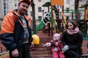 План по благоустройству дворов в 2018 году разработали в Первомайском. Фото: архив, «Вечерняя Москва»