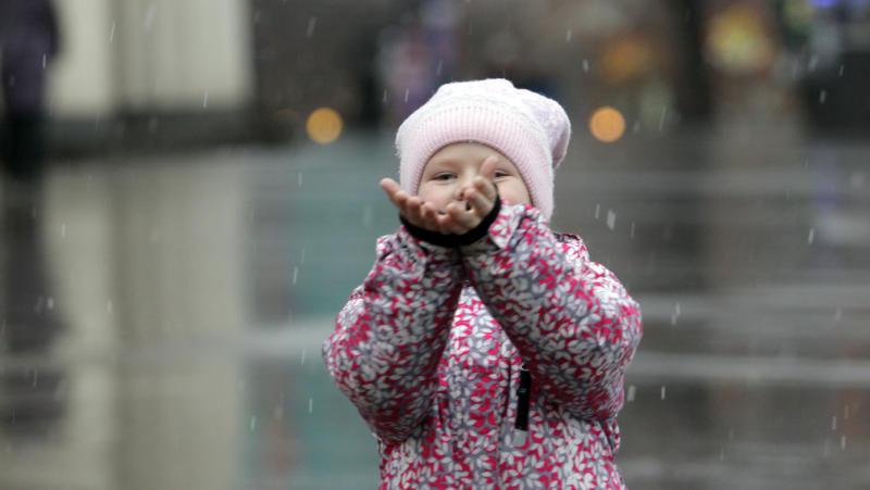 В Москву вернутся «плюсовые» температурные значения