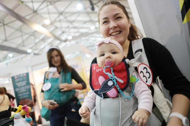 Показатели рождаемости в поселении Киевский увеличились за 2017 год. Фото: архив, «Вечерняя Москва»