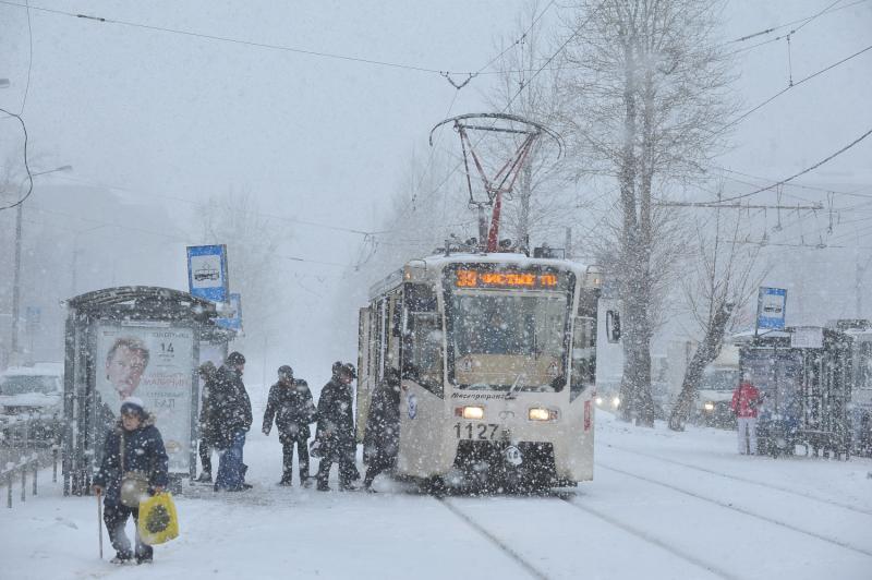 Водителей в Москве попросили пересесть на городской транспорт