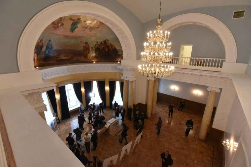 Усадьба «Остафьево» заняла второе место в конкурсе «Московская реставрация»