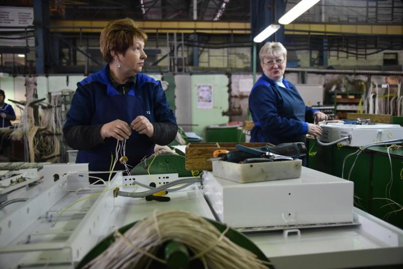 Власти Москвы усиливают поддержку промышленных предприятий