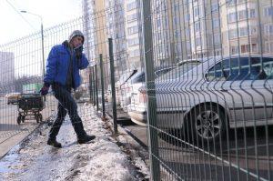 Новые парковки оборудуют в Кокошкино в 2018 году. Фото: архив, «Вечерняя Москва»