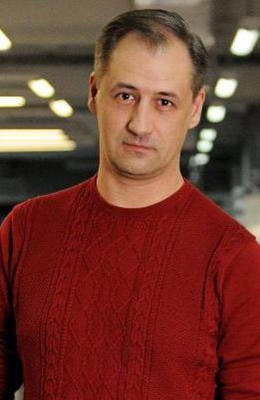 Валентин Звегинцев - шеф-редактор газеты «Новые округа». Фото: архив, «Вечерняя Москва»