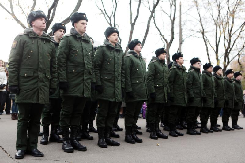 Мужчин Новой Москвы пригласили на службу по контракту в войска национальной гвардии Российской Федерации