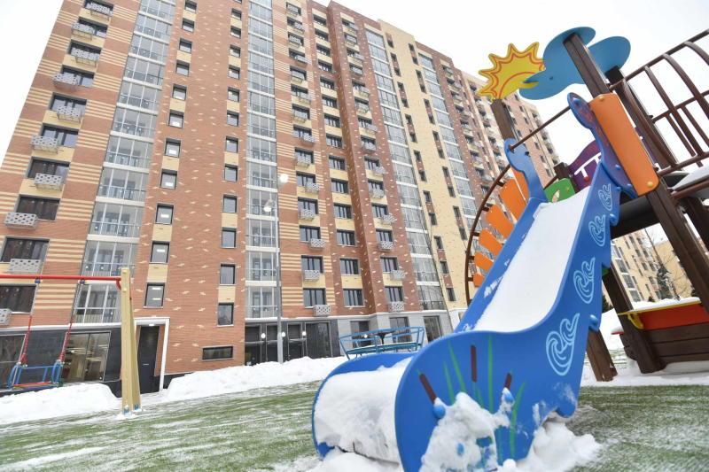 Около семи миллионов квадратных метров недвижимости возведут в Новой Москве до конца 2020 года