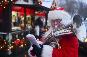 Музыка в Новый год: Новомосквичей ждут волшебные выходные. Фото: архив, «Вечерняя Москва»