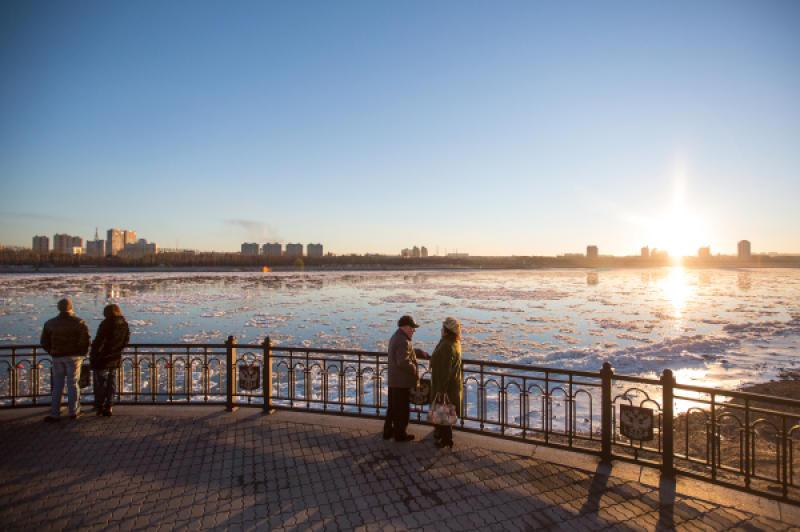 Набережную во Внуковском обустроят в 2018 году