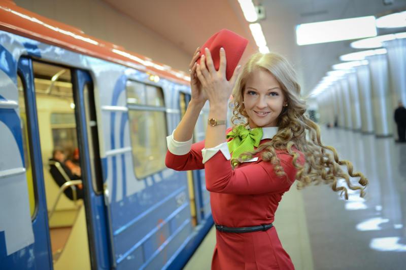 Вестибюль и интерьер станции метро в Новой Москве оформят в стиле оригами