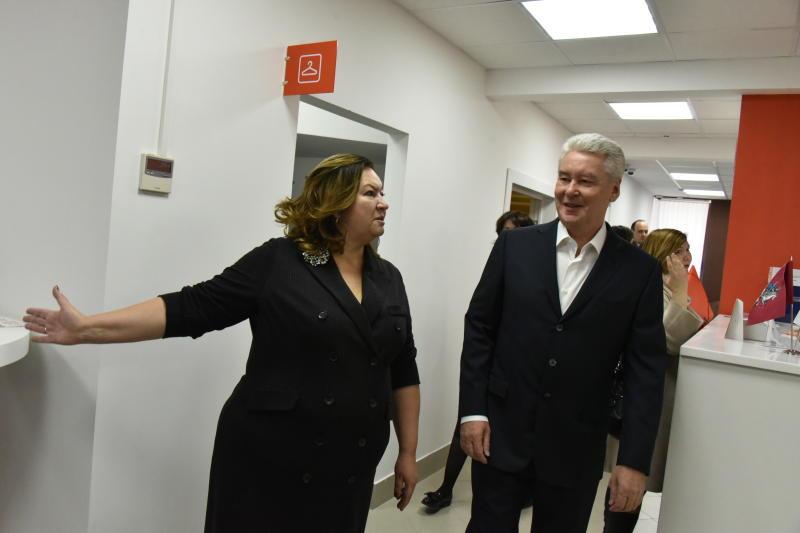 Собянин выступил на форуме руководителей центров госуслуг «Мои документы»