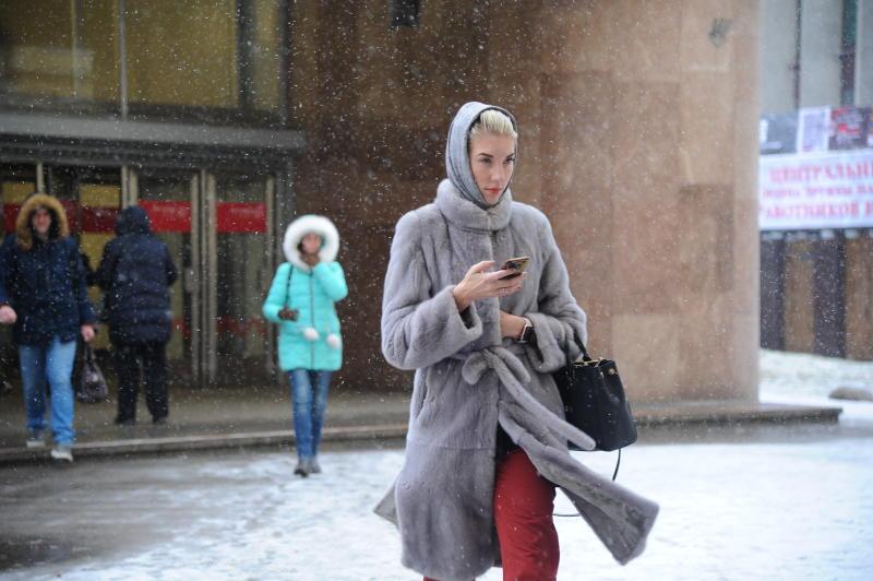 Синоптики сообщили о возвращении зимней погоды в Москву
