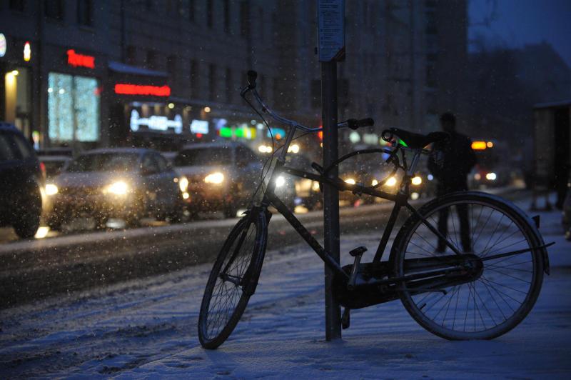 Более половины декабрьской нормы осадков выпало в Москве за первую неделю зимы