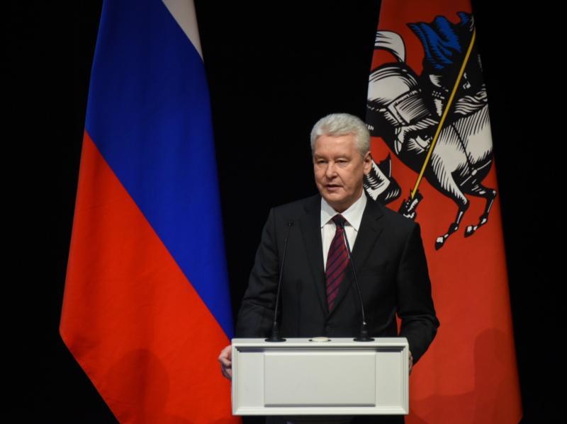 Сергей Собянин распорядился обеспечить порядок в Москве на президентских выборах