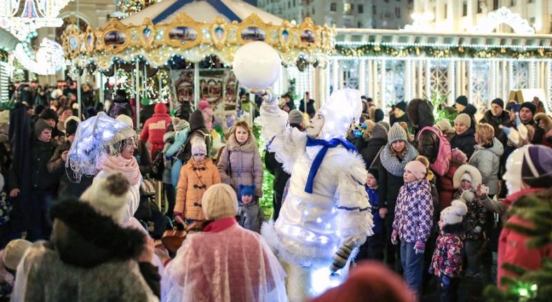 В центре Москвы откроют десять театральных площадок