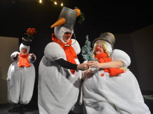 Концерт, посвященный новогодним троллям, пройдет в Десеновском. Фото: архив, «Вечерняя Москва»