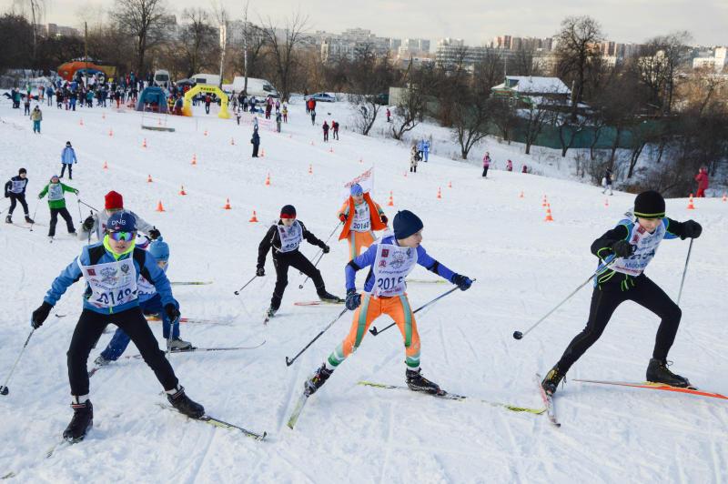 Открытые соревнования по лыжам проведут в Краснопахорском