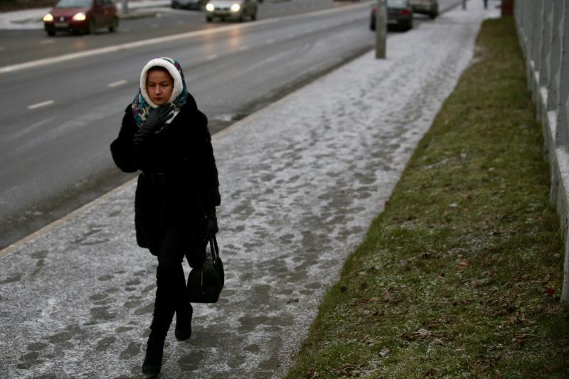 Неблагоприятные метеорологические условия ожидаются в Новой Москве