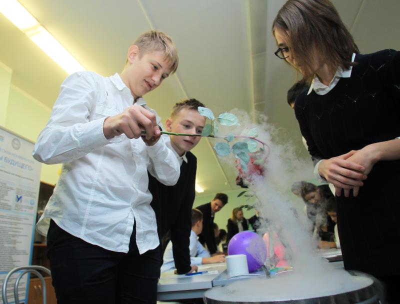 Проект «Субботы московского школьника» признали одним из наиболее значимых в развитии образовательной среды