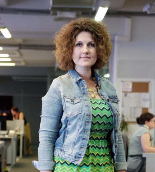 Мария Трошенкова: Каждую игрушку я держала по несколько минут в руках, прежде чем повесить на елку