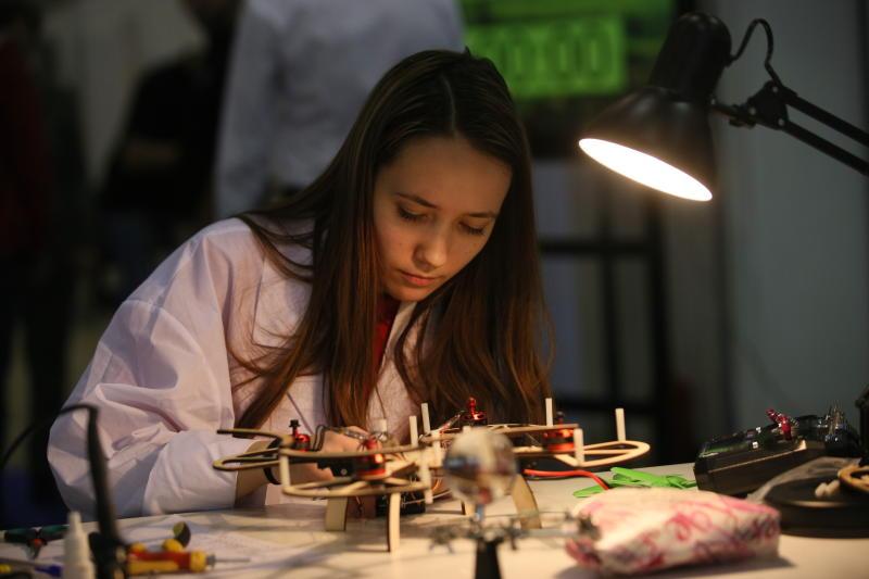 Итоги участия столичных студентов в финале чемпионата WorldSkills Russia подвели в Москве