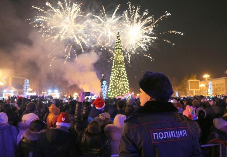 Проверки безопасности провели в Роговском в новогодние праздники. Фото: Государственное управление Министерства внутренних дел России