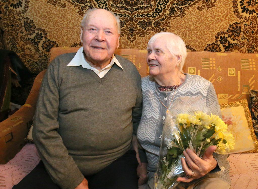 С хорошим мужем и сто лет проживешь