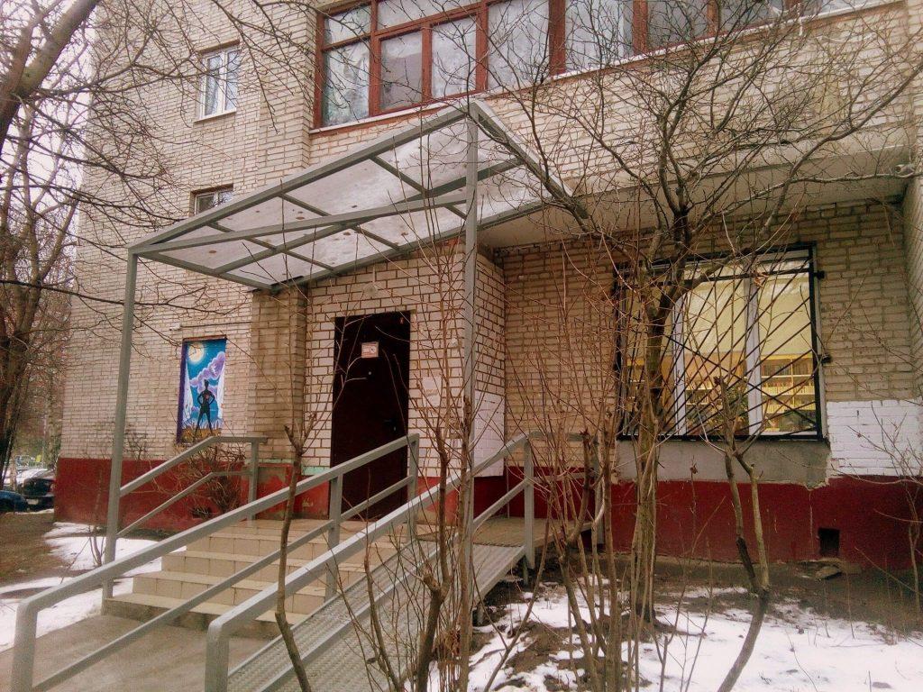 Детская библиотека в Щербинке открылась после ремонта