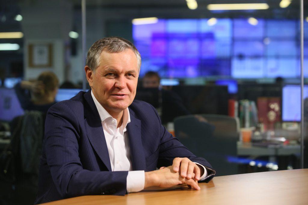Владимир Жидкин: Молодежь выбирает ТиНАО