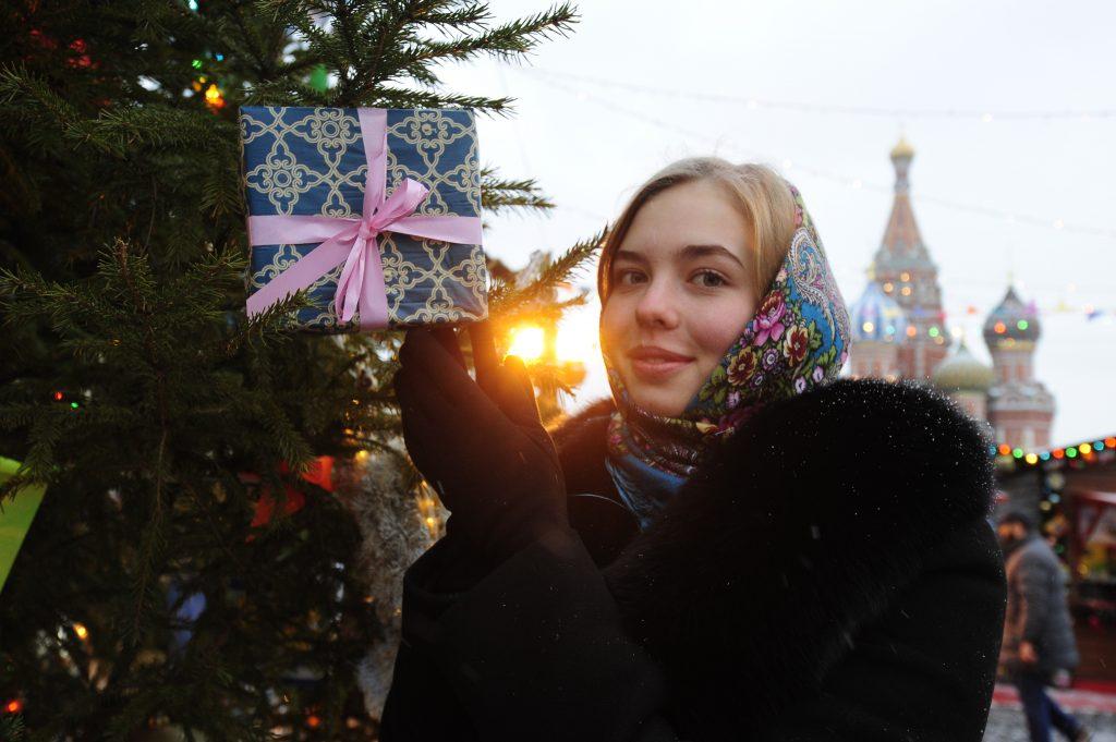 Первые выходные года принесут в Москву мороз и солнце