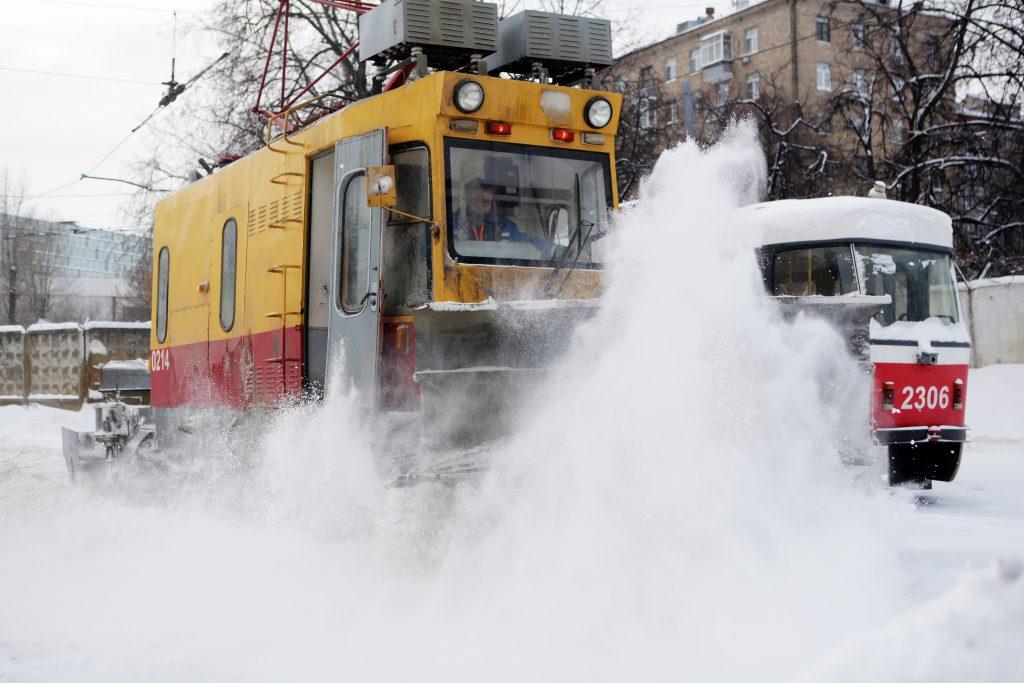 Крещение встретит Москву морозами и метелью