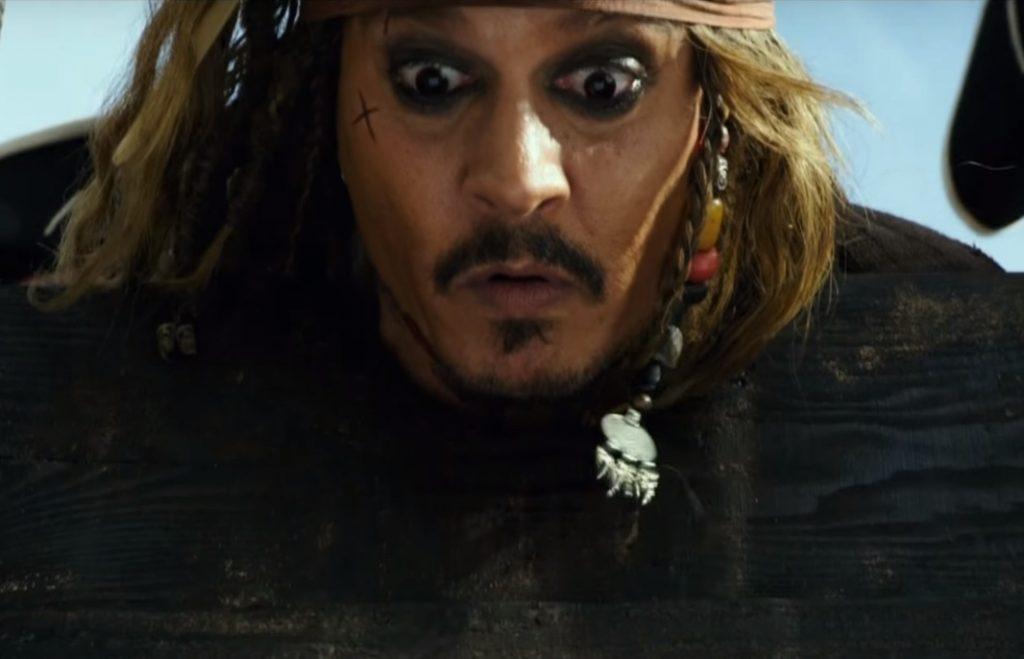 Пираты Карибского моря: британка вышла замуж за призрака Джека Воробья
