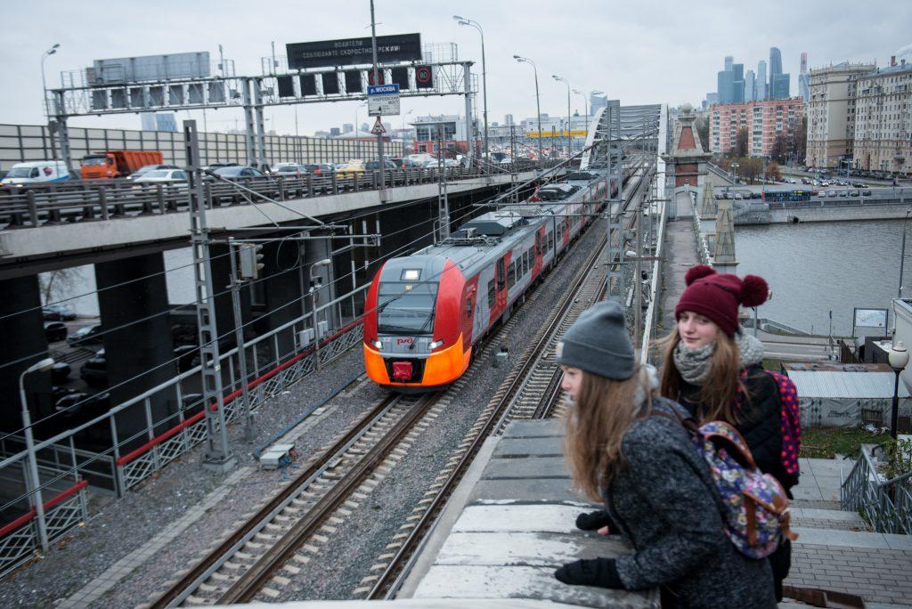 Почти 1,5 миллиона пассажиров прокатились по МЦК в зимние праздники