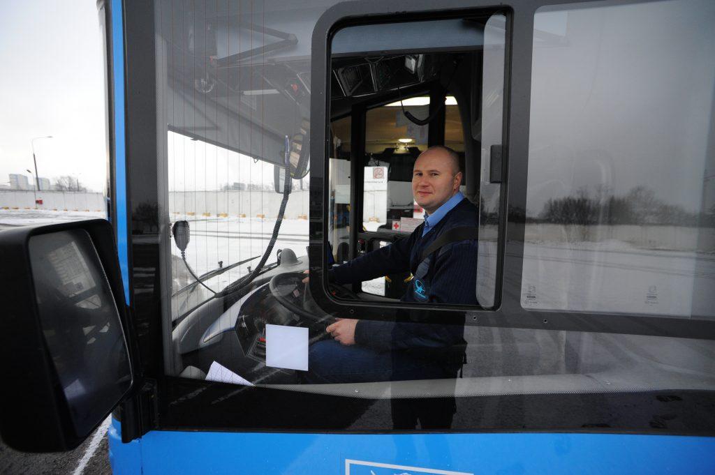 Новые автобусные маршруты введут в 2018 годув Новой Москве