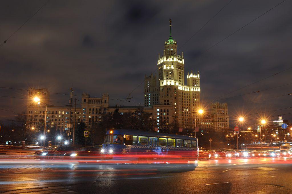 Время работы общественного транспорта продлится в ночь перед Рождеством
