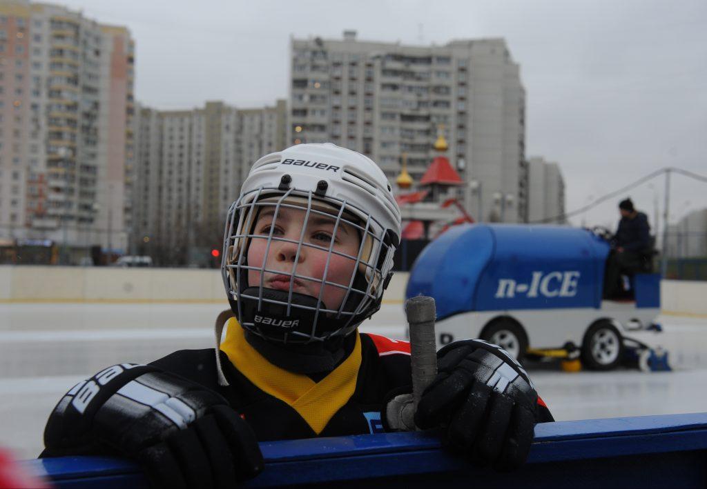 Москва получила почти 1,3 тысячи натуральных катков и 382 лыжные трассы