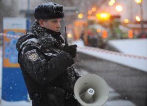 За 30 января в Москве произошло около 700 аварий