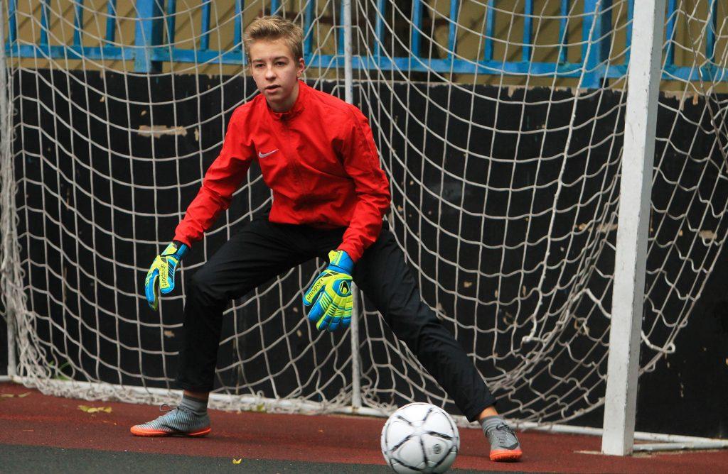 Юные футболисты Краснопахорского постараются завоевать приз клуба «Кожаный Мяч»