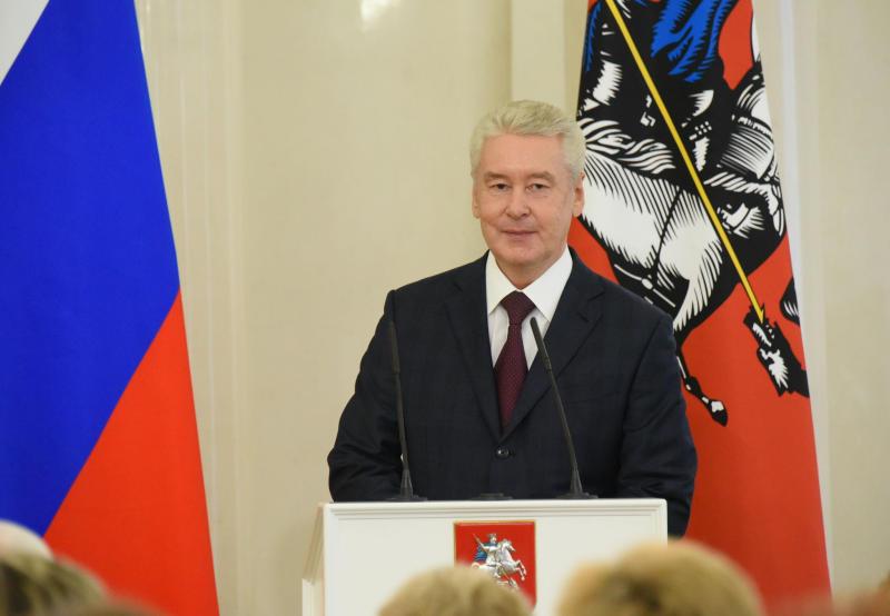 Сергей Собянин отметил значительный рост социальных выплат и пенсий в Москве