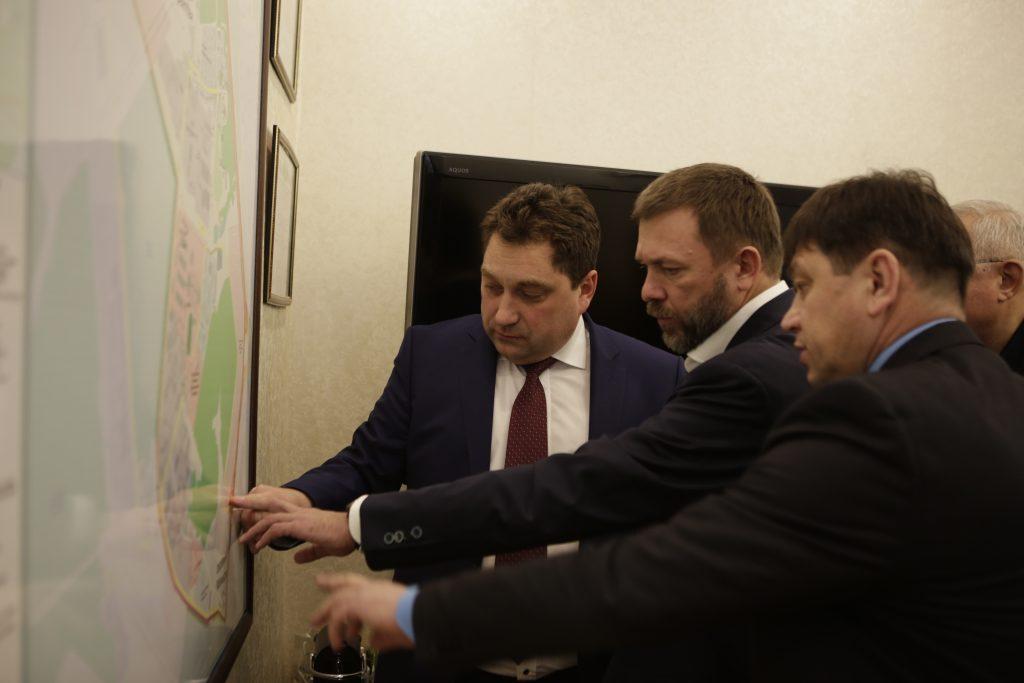 Дмитрий Саблин: Судьбу дороги в Мосрентген решат жители