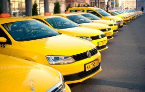 Еще 40 стоянок такси появится в Москве