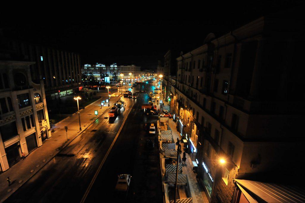 Несколько улиц в Новой Москве перекроют с 10 января