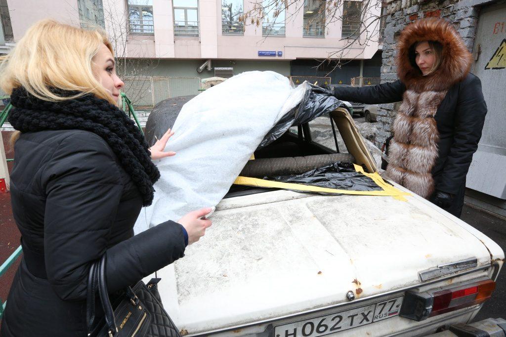 Рейды по выявлению брошенных автотранспортных средств стартовали в Воскресенском