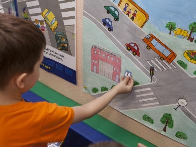 Профилактическое мероприятие «Ваш пассажир – ребенок!» пройдет в Новой Москве. Фото: Пресс-служба УВД по ТиНАО